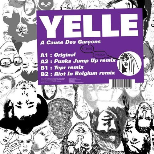 A Cause Des Garcons (Riot In Belgium remix) by Yelle