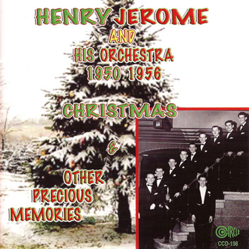 Henry Jerome And His Orchestra - Brazen Brass Brings Back The Bands!